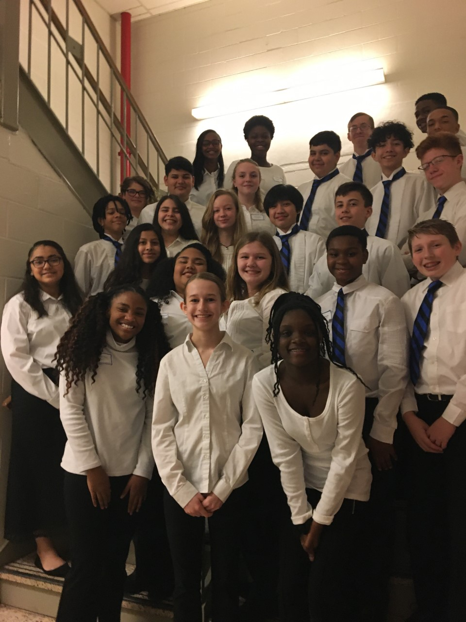 2020 all district chorus